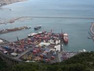 Nave Moldava bandita dal Porto di Salerno