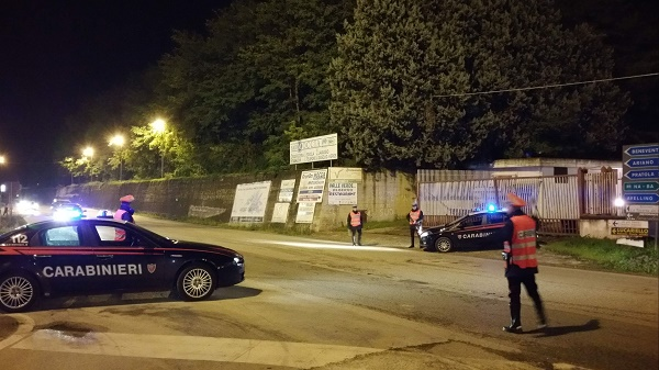Pratola Serra, profugo aggredito e rapinato: 3 denunciati