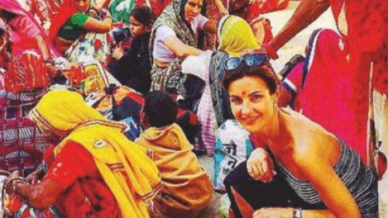 Annuncia assenza in consiglio per malattia, Moretti (Pd) compare in India