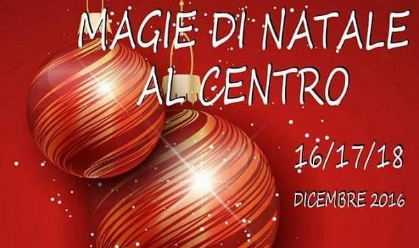 Camigliano, magie di Natale al centro
