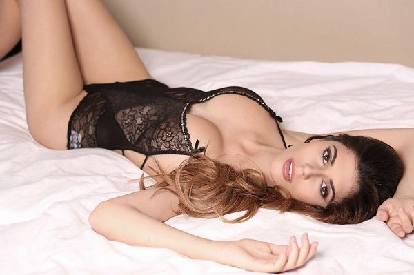 Ines Trocchia, da Sperone alle pagine di Playboy Slovacchia