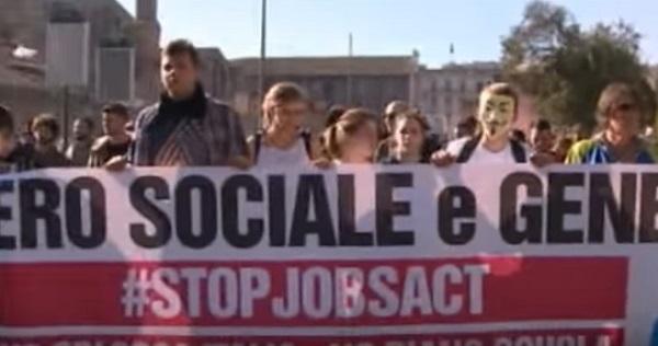 Il Jobs Act viola i diritti dei lavoratori, ce lo dice il Consiglio d'Europa