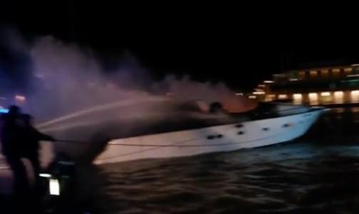 Yacht in fiamme, 3 morti a Loano