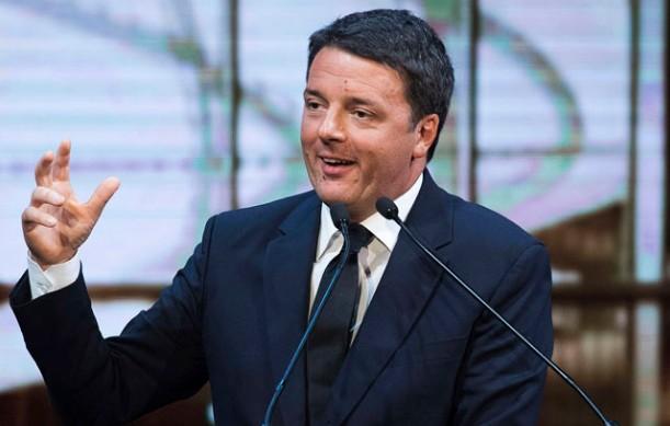 """Matteo Renzi da Fazio: """"Nessun parlamentare Pd voterebbe governo con M5S"""""""