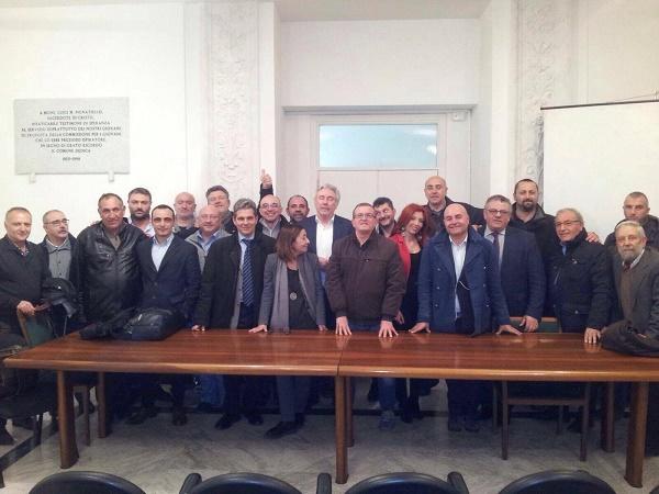 Abc Napoli, è ufficiale l'assunzione dei dipendenti del consorzio depuratori