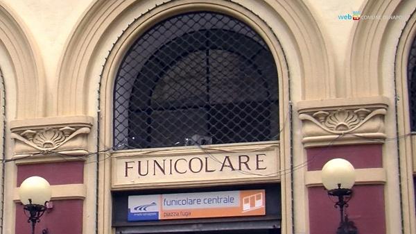 Napoli, per la funicolare centrale ipotesi riapertura 1 luglio