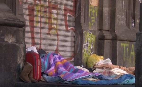 Freddo, Nocera Inferiore: pasti giornalieri e ricovero per i senza fissa dimora