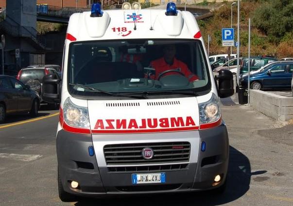 Ariano Irpino: incendio in casa, muore 92enne