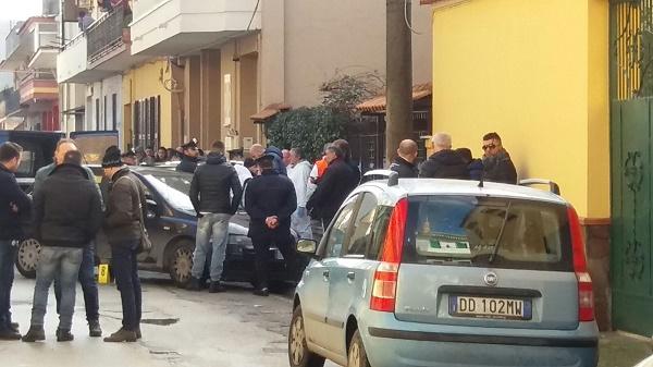 Caivano, imprenditore di Crispano ucciso a colpi d'arma da fuoco