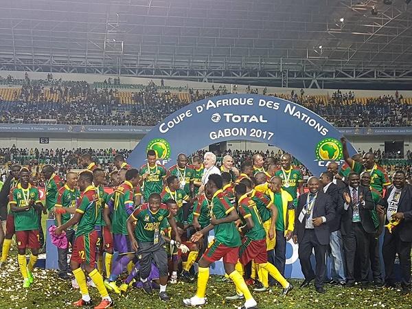 Egitto rimontato, al Camerun la Coppa d'Africa