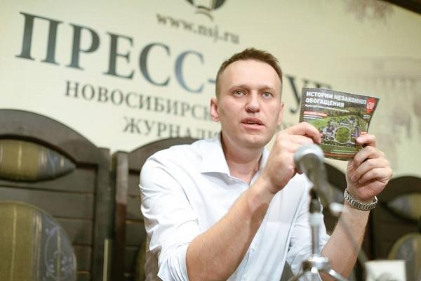 Russia, retate anti oppositori: centinaia di arresti, fermato il blogger Navalny