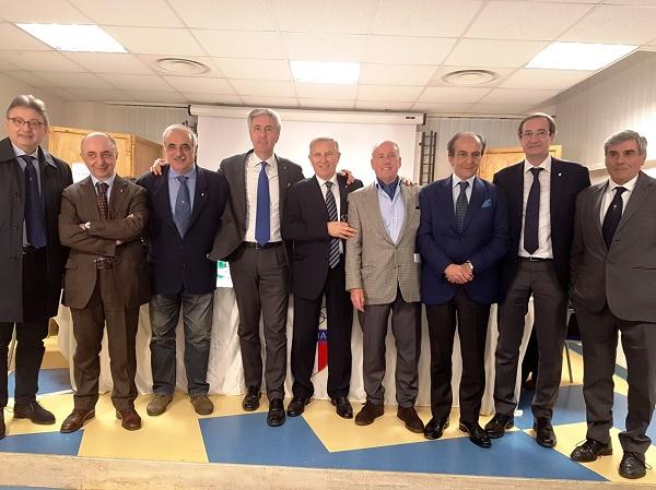Coni Campania, Roncelli il nuovo presidente