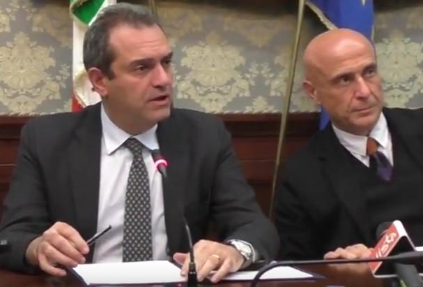 "Incidenti per Salvini, de Magistris: ""Napoli parte lesa, per i leghisti c'era alternativa a 50 metri"""