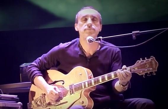 Lutto nella musica, è morto Fausto Mesolella