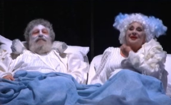 Trianon Viviani, Cappuccio porta in scena il Sogno di una notte di mezza estate