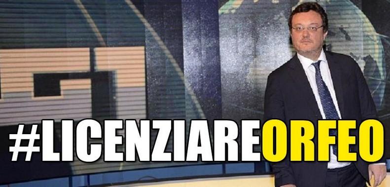 Trattati di Roma, Raggi tagliata dal Tg1. E Grillo lancia l'hashtag #licenziareOrfeo