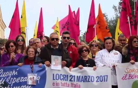 Giornata della memoria, mezzo milione sfila in Italia contro le mafie