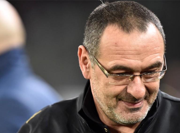 """Sarri non si demoralizza: """"Per 55 minuti superiori al Real Madrid"""""""