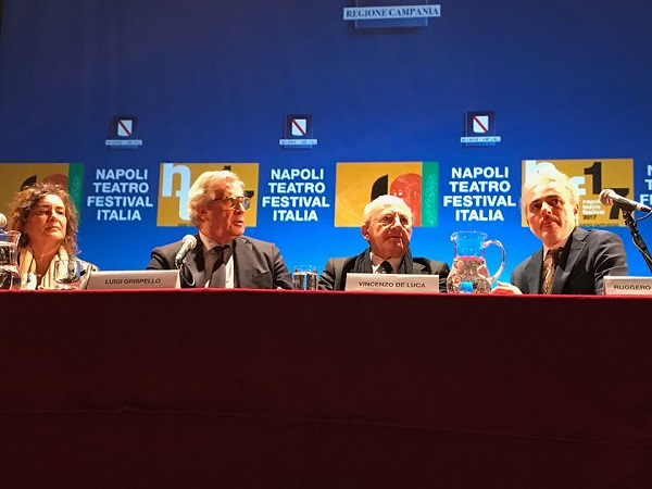 Presentato il Napoli Teatro Festival, il via col concerto di Battiato