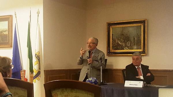 """Rotary, nasce il """"Porte di Napoli"""""""