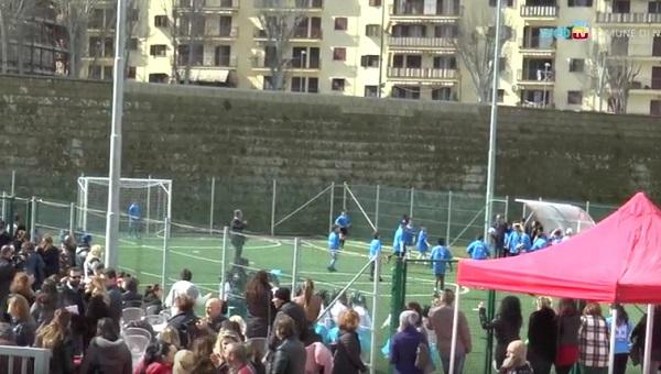 """Calcio a 5, inaugurato a Napoli lo """"Scampia Stadium"""""""