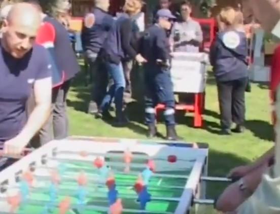 Un Calcio balilla per la Leucemia, a Giugliano Torneo di beneficenza Ail
