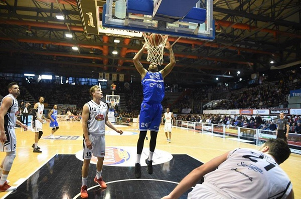 Basket, Caserta supera Brindisi