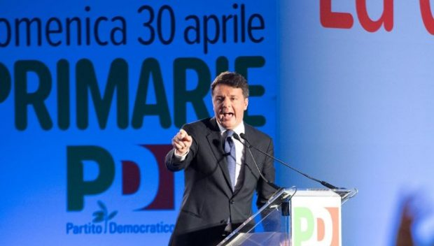 Primarie Pd, Renzi verso vittoria bulgara