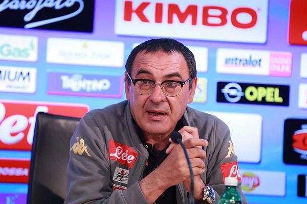 """Sarri avvisa il Napoli: """"Sassuolo pericolosissimo, ci giochiamo tanto"""""""