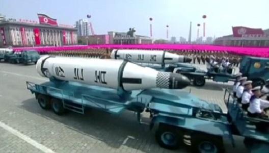 """Tensione Usa-Corea del Nord, Pyongyang: """"Pronti a guerra nucleare"""""""