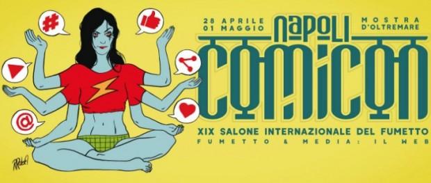 Napoli Comicon al via, edizione da sold out