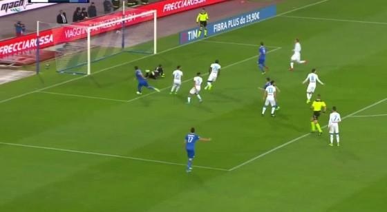 Napoli-Juventus 0-1 al 45′: sblocca Khedira