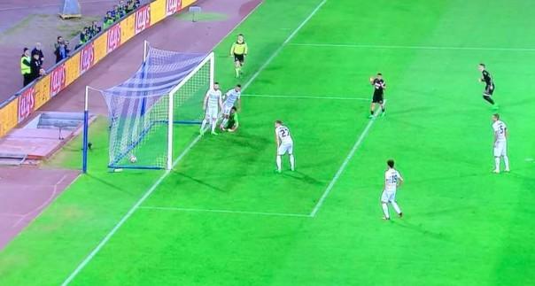 Udinese travolta, il Napoli a -2 dal secondo posto