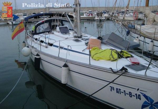 Traffico di cocaina Spagna-Italia, arrestati insospettabili fratelli imprenditori e commerciante di Scafati