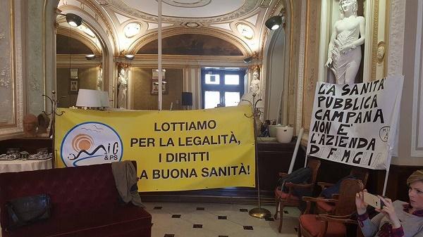 Campania, imminente nomina commissario alla sanità in sostituzione di De Luca