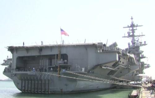 """Navi Usa in Corea, sale la tensione. Pyongyang: """"Conseguenze catastrofiche"""""""