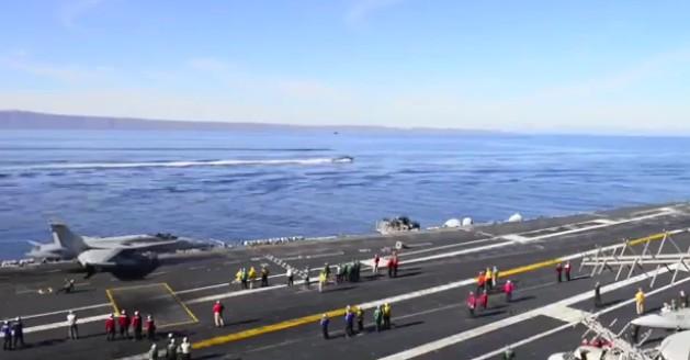 Tensione con Pyongyang, navi Usa verso la penisola coreana