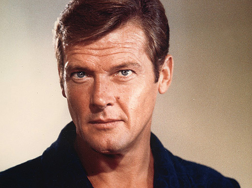 Addio Roger Moore, sette volte James Bond