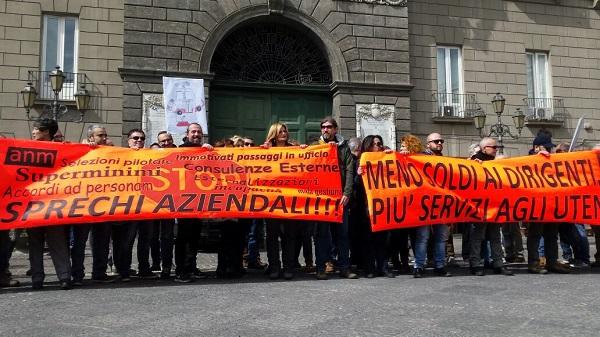 Napoli, l'Anm con l'avallo del Comune intende assumere lavoratori interinali