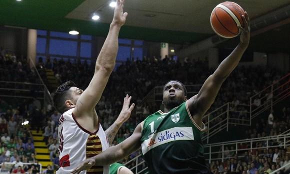 Play-off basket, Avellino supera Venezia in gara 3