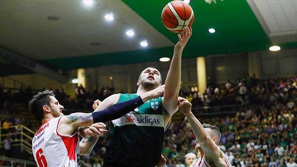 Play-off basket, Avellino conquista anche gara 2 con Reggio Emilia
