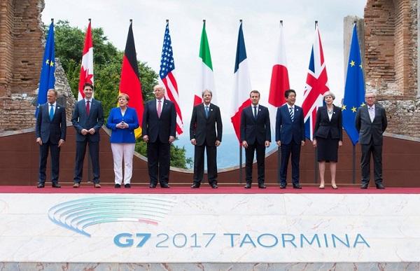 Via al G7 dei potenti, domani corteo per contestarne le politiche