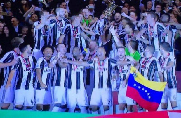 Lazio ko, Coppa Italia alla Juventus