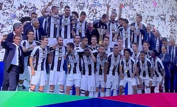 Col Crotone non ripete Roma, la Juventus è campione d'Italia