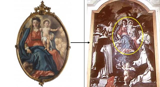 Beni culturali, ritrovato in casa d'aste a Napoli un dipinto rubato a Tramonti