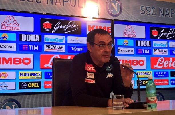 """Corsa Champions, Sarri suona la carica: """"Crediamo al secondo posto"""""""