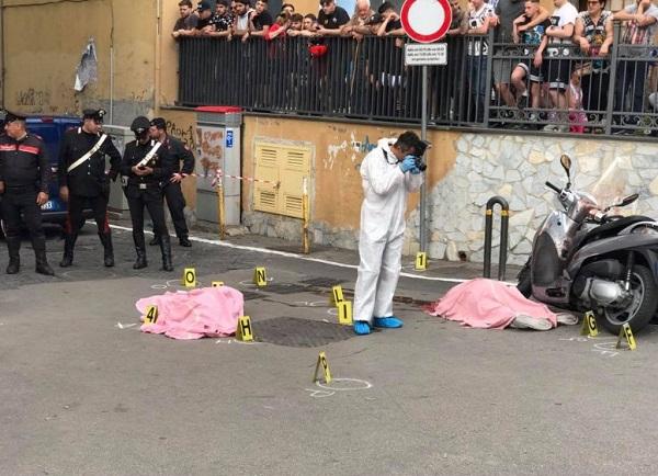 Ancora agguati a Napoli: due morti a Miano