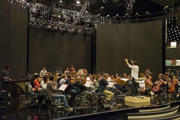 Sinfonia di Totò, in scena Angela Luce e Nuova Orchestra Scarlatti