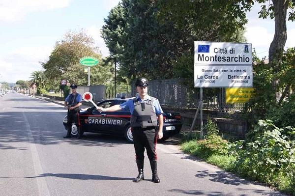 Montesarchio, operaio 45enne denunciato per minacce reiterate a donna