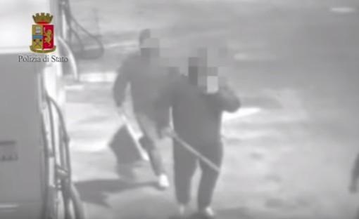 Aggressione a tifosi juventini nell'area di servizio, arresti a Napoli